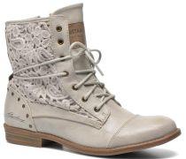 Freeze Stiefeletten & Boots in beige