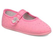 Eva Hausschuhe in rosa