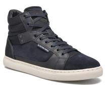 New augur Sneaker in blau