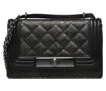 DEROGALI Handtaschen für Taschen in schwarz