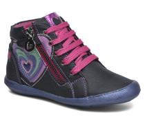Clever Mid 1 Sneaker in blau