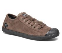 Basic 02 Sneaker in braun