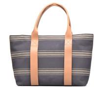 TASMIN BELLA Cabas textile Handtasche in blau