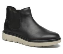 Kenniston Chelsea Stiefeletten & Boots in schwarz
