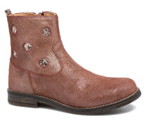 Nour Stiefeletten & Boots in rosa