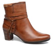 SEGOVIA W1J8531 Stiefeletten & Boots in braun