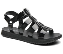 Duse F Sandalen in schwarz