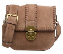 Julie Leather Sadbag Handtaschen für Taschen in braun