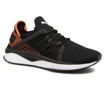 Tsugi Netfit Sneaker in schwarz