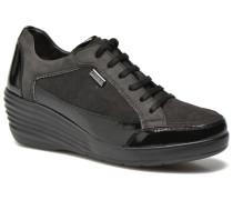Ebony 4 Sneaker in schwarz