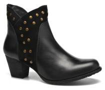 KRIS Stiefeletten & Boots in schwarz