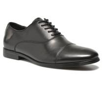 Tranter Schnürschuhe in schwarz