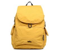 City Pack Rucksäcke für Taschen in gelb