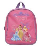 Sac à dos Princess 22cm Rucksäcke für Taschen in rosa