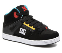 REBOUND B Sneaker in schwarz