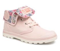 Baggy Low L P F Sneaker in rosa