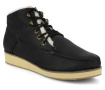 Agga Stiefeletten & Boots in schwarz
