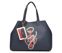 GIGI REVERSIBLE TOTE Handtaschen für Taschen in blau
