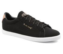 Agate LO S Sneaker in schwarz