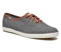 CH WOOL Sneaker in grau