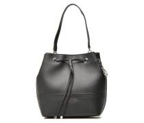 Delaney Drawstring Bucket Handtaschen für Taschen in schwarz