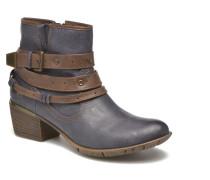 Heïra Stiefeletten & Boots in blau