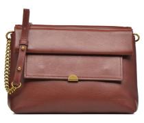Aretha Handtaschen für Taschen in weinrot