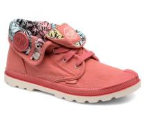 Baggy Lo Lp K Stiefeletten & Boots in rosa