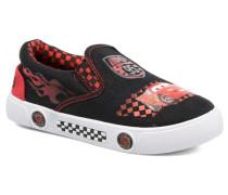 Paulo Sneaker in schwarz