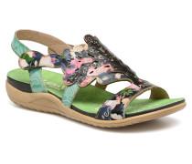 BRESIL 02 Sandalen in mehrfarbig