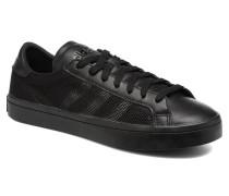 Courtvantage Sneaker in schwarz