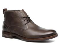 Wynstin Chukka Stiefeletten & Boots in braun