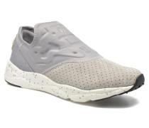 Furylite SlipOn Lux Sneaker in grau