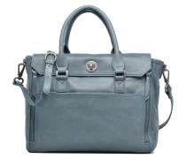 Charlotte croco Handtaschen für Taschen in blau