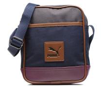 Grade Portable Herrentaschen für Taschen in blau