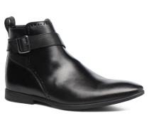 Bampton Mid Stiefeletten & Boots in schwarz