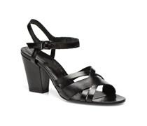 Borel 304 Sandalen in schwarz