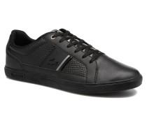 EUROPA 417 1 Sneaker in schwarz