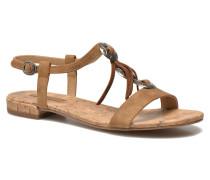 Aely Ter Sandal Sandalen in braun