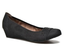 Dolina Pumps in schwarz