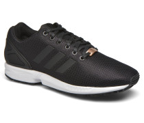 Zx Flux Sneaker in schwarz