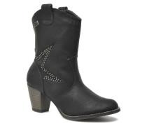 Younia Stiefeletten & Boots in schwarz