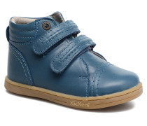 Trackpad Sneaker in blau