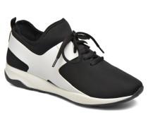 Peony Sneaker in schwarz