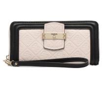 Portefeuille Large Zip Around Lorien Portemonnaies & Clutches für Taschen in rosa