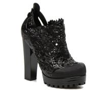 Flower Boot Stiefeletten & Boots in schwarz