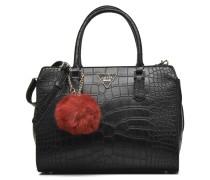 Rhoda Satchel Porté main Handtaschen für Taschen in schwarz