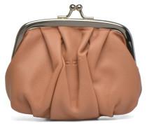 Lou Portemonnaies & Clutches für Taschen in beige