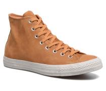 Chuck Taylor All Star Nubuck Hi M Sneaker in braun