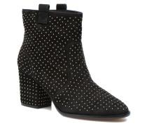 Blake Stud Stiefeletten & Boots in schwarz